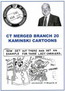 Kaminski Cartoons